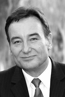 Dr. Robert Gieseler von der Crone